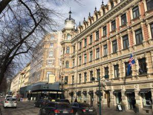 Hotelli Kämp – Helsinki 2017
