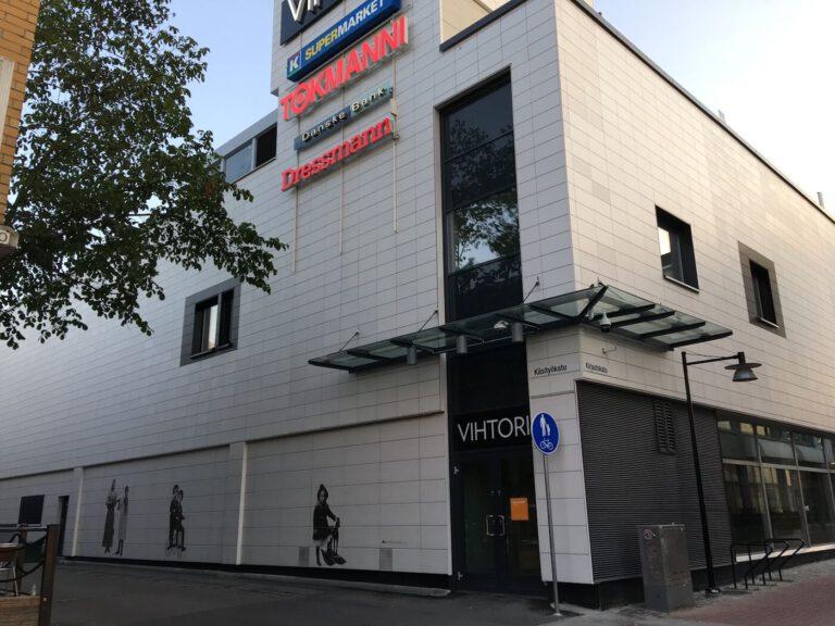 Kuopion Anttilan talo 2010-2012
