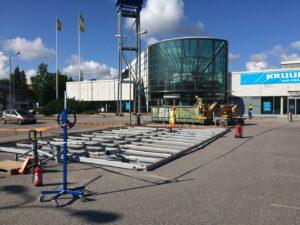 Kauppakeskus Fresko – Vantaa 2016