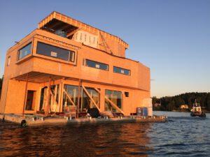 Kelluva talo – Tukholma, Ruotsi 2016